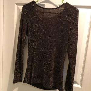 Tops - Sparkly long sleeve Michael Kors top